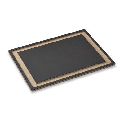 Epicurean Cutting Board with Well, Slate #williamssonoma
