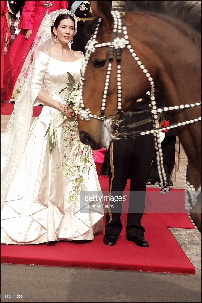 Wedding Of Prince Frederik Of Denmark And Mary Donaldson