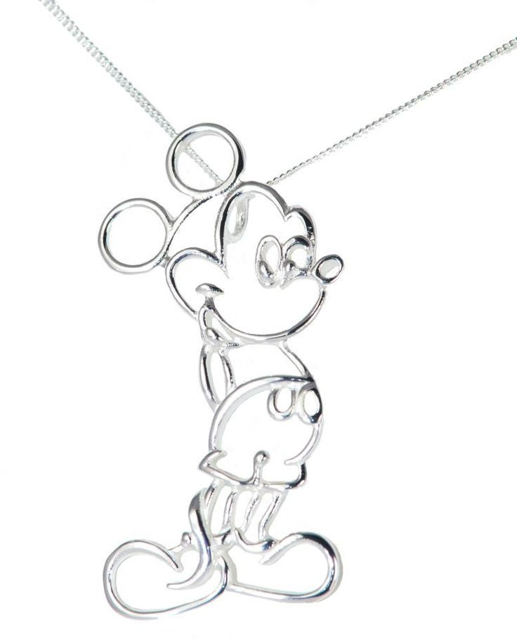 Mickey Necklace