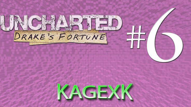 SHORTEST EPISODE EVER!!  Uncharted Drakes fortune #6