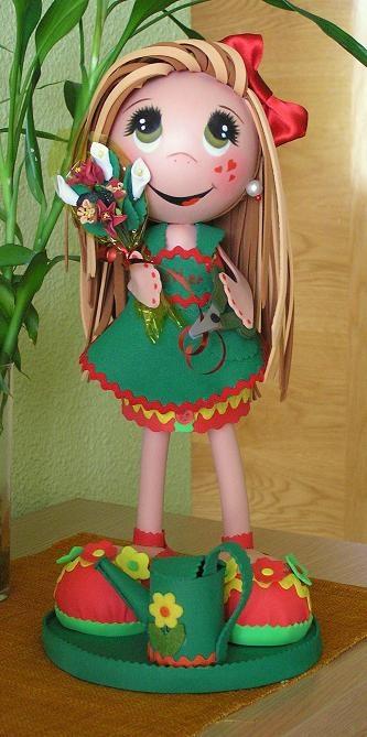 adorable girl elf