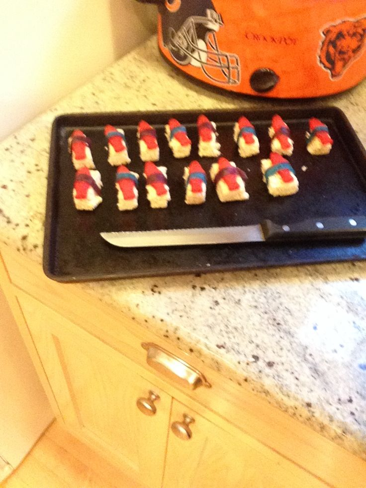 Candy Sushi- Made by Ellie -Ellie
