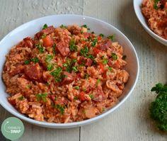 Foodblogswap: Kip Jambalaya