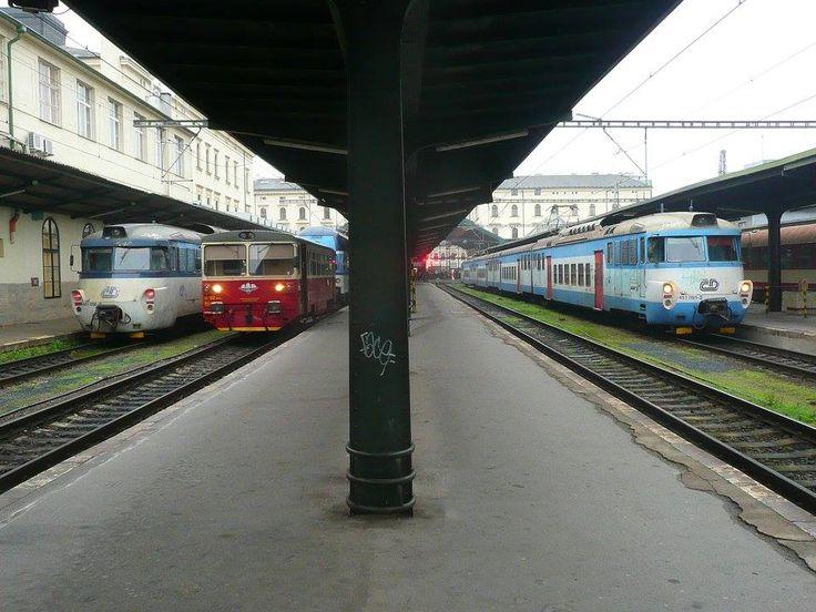 Ledová kalamita dostala na koleje i starší motorové vozy a vozy dopravce KŽC