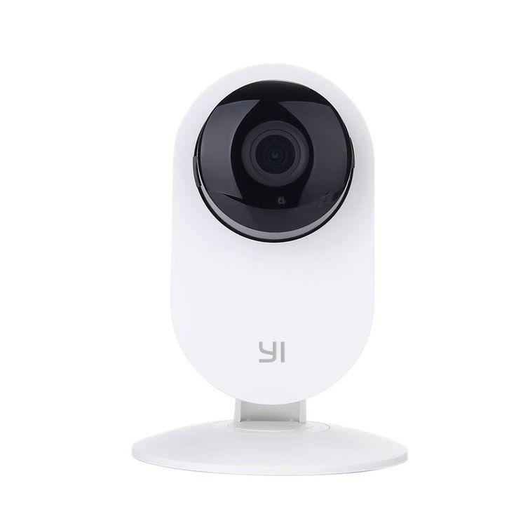 Amazon.com: YI Home Camera Wireless IP Security Surveillance System (US Edition) White: Camera & Photo http://amzn.to/2rvPoj8