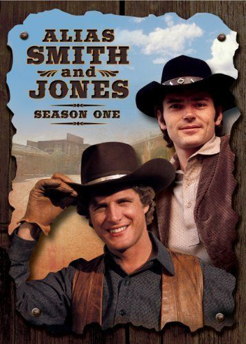 "Alias Smith and Jones (1971–1973) Hannibal Heyes and Kid Curry, two of the most wanted outlaws in the history of the West, are popular ""with everyone except the railroads and the banks"", since ""in all the trains and banks they robbed, they never shot anyone""."
