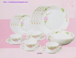 My All Time Favorite Corelle Dinnerware Set