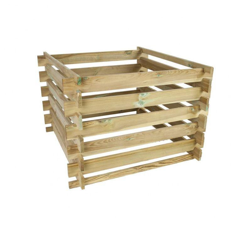 Komposter Holz, Douglasie