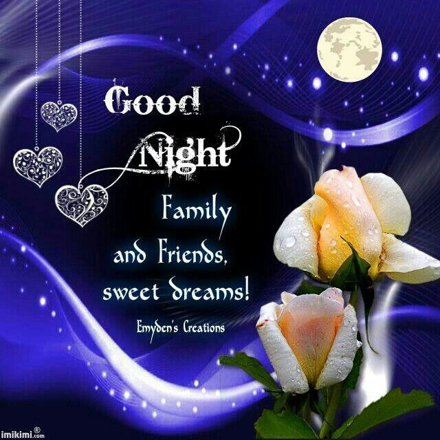 Night  My family and F...