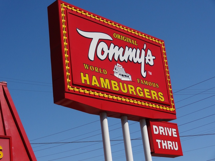 Tommy Burgers Long Beach
