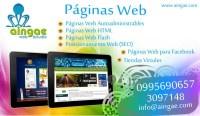Precios de páginas web Quito - Akyanuncios.com - Publicidad con anuncios gratis en Ecuador