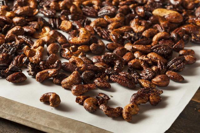 Tamari and Coconut Nut Mix