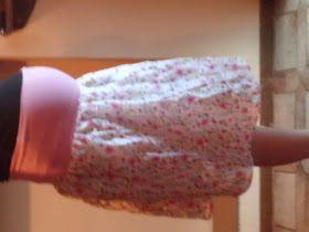 So, hier kommt mein erstes Tutorial, zum Thema Umstandsmode. Ich hab mir heute einen Rock genäht, nachdem ich mir einige Röcke im Ne...
