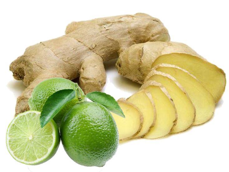 Como fazer gengibre com limão-Receita para emagrecer