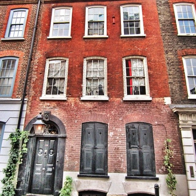 Dennis Severs' House, 18 Folgate Street #london #history #architecture