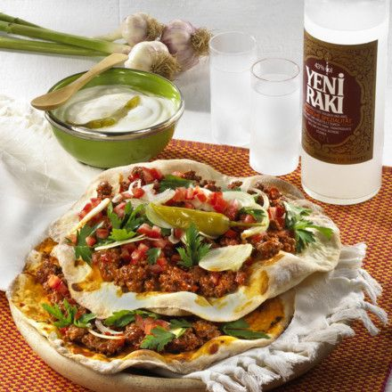"Türkische Pizza ""Lahmacun"" Rezept | LECKER"
