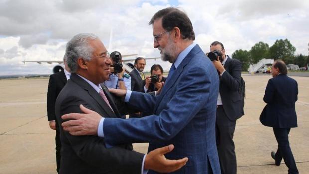 12:45 Rueda de Prensa de Rajoy en la cumbre Hispano-Portuguesa