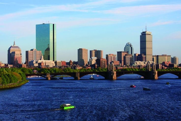 Boston's Duck Boat tours are one of the city's most popular tourist activities. Explore Boston's rich history and iconic attractions by both land and water.