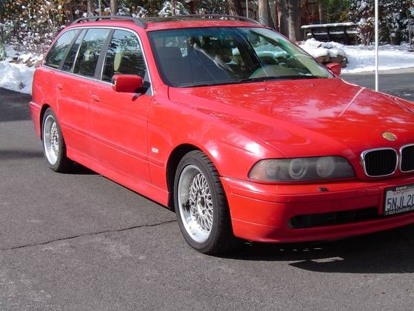 BMW 525i 2001 – HD wallpapers free download