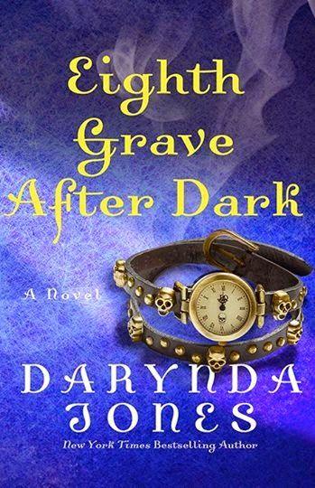Sonrisas en cuarentena: Eighth grave after dark.