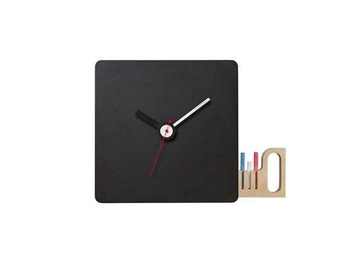 Chalkboard Kitchen Clock: Chalkboards, Clock 99 95, Wall Clock, Clock Wall, Kitchen Clocks, Chalk Board