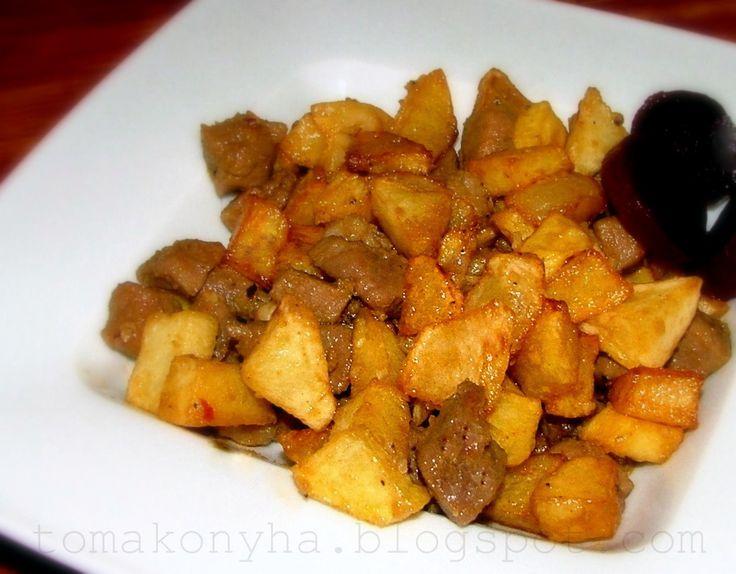 Tomakonyha: Családi receptek - Brassói aprópecsenye