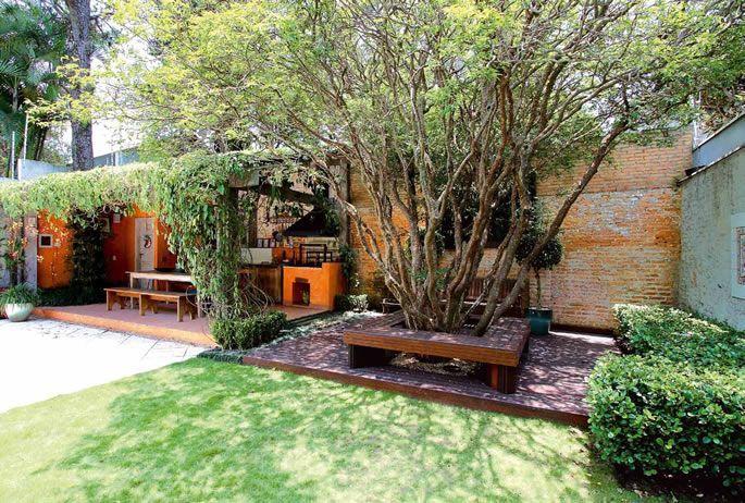 Portal casa e cia arquitetura constru o decora o for Paisagismo e jardinagem