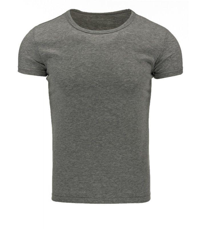 Pánske antracitové tričko