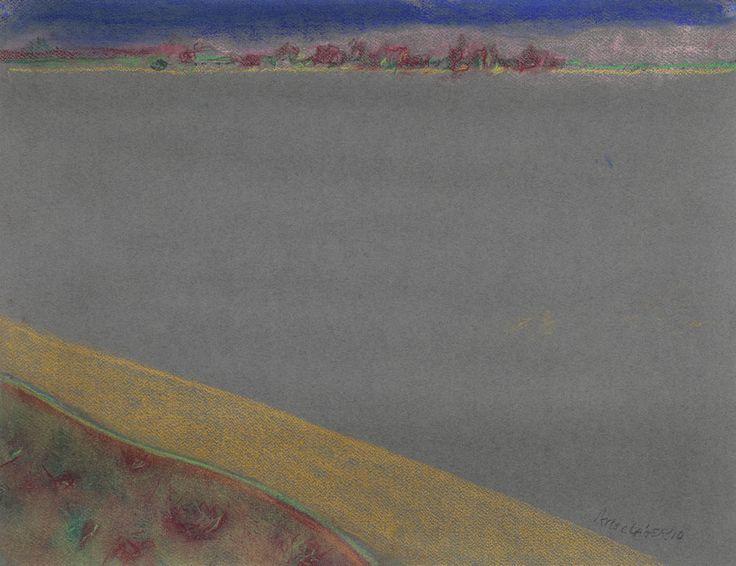 Richard Artschwager, 'Landscape on Gray Paper', 2010
