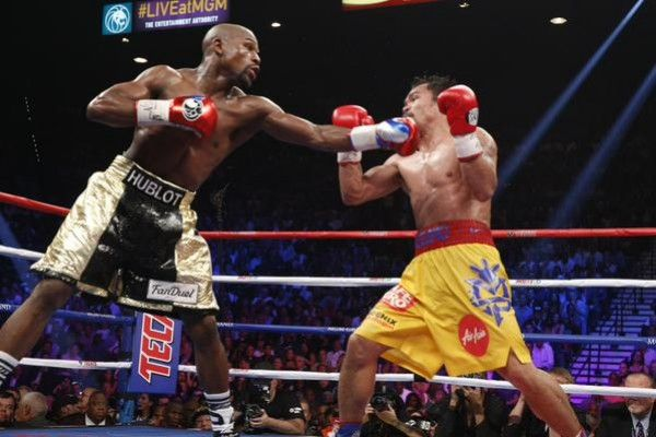 Floyd Mayweather le dará la revancha a Manny Pacquiao. Foto: Twitter