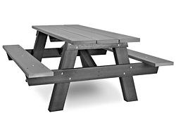 6' A-Frame Recycled Plastic Picnic Table