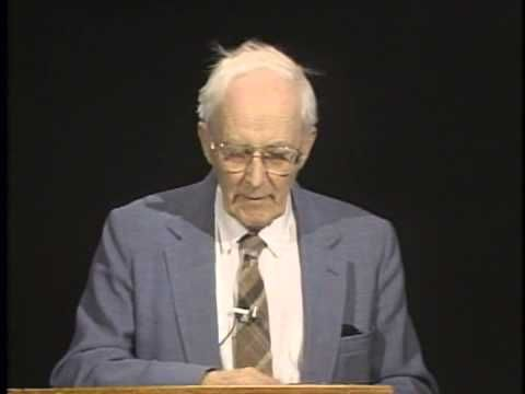 Lecture 12 - Book of Mormon - 1 Nephi 8-11 The Tree of Life - Hugh Nible...