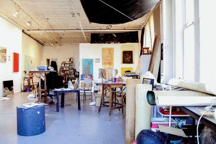 художественные рабочие пространства