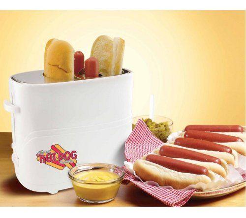 Hot Dog Toaster! ...Máquina de hacer perros calientes! €14.82 / $66.42 Compralo en: http://regalosfabulosos.com/maquina-de-hacer-perros-calientes-regalo-original-novio/ #regalosoriginales #regalosparachicos #regalos #perroscalientes #regalosparaminovio #regalosoriginalesparahombres #regaloscuriosos