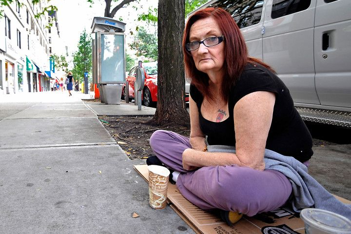 07/08/2015 - Homelessness and empty stores becoming the new normal in NYC - wild article.
