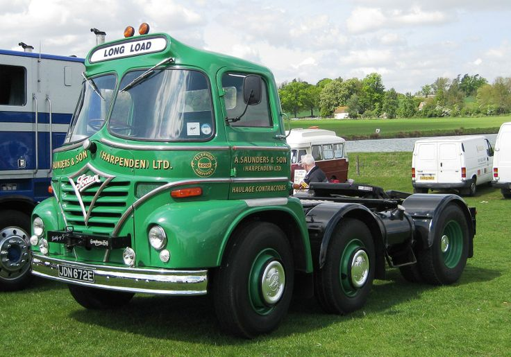File:Foden heavy truck unit with Gardner 150 engine.JPG - Wikipedia, the free encyclopedia