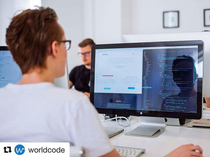 #Repost @worldcode with @repostapp  @yummygum -  @nilshoenson codin' up some new stuff like a boss       #code #html #js #javascript #jquery #atom #syntax #editor #codeeditor #dev #development #developer #frontend #frontenddev #frontenddeveloper #frontenddevelopment #website #programming #programmer #website #userexperience - #regrann