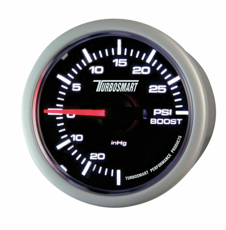 Turbosmart Boost Gauge 030psi 52mm (TS01012023)