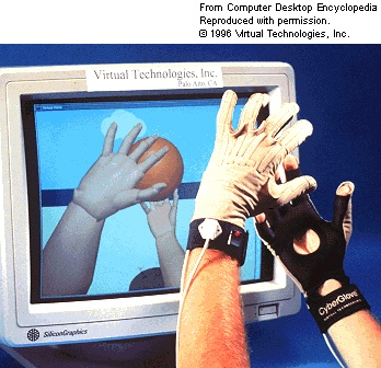 Virtual reality as metaphor. - Free Online Library