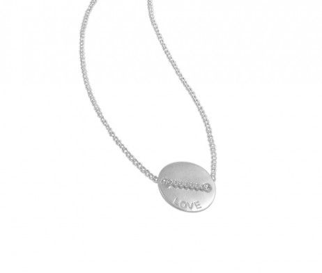 Love Always Necklace - Silver (PRE-ORDER) | Nicole Fendel