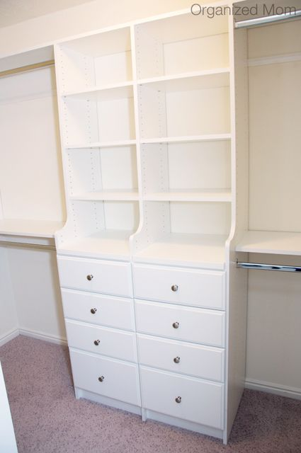 Build Baby Closet Organizer Woodworking Projects Plans