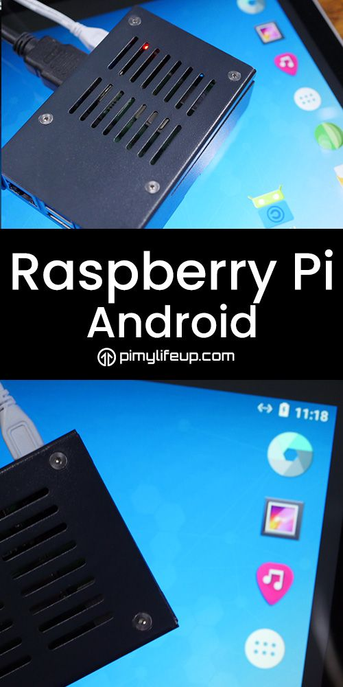 How to Setup Android on the Raspberry Pi (EmteriaOS)