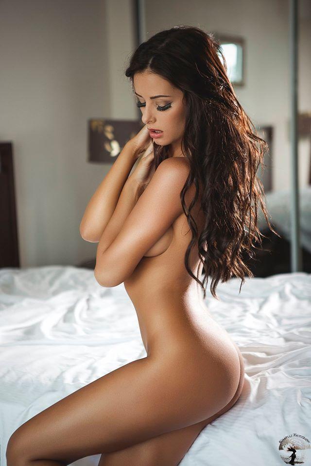 Beautiful brunette girls nude most