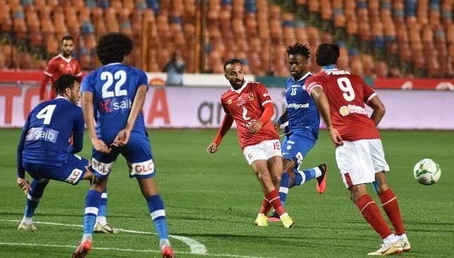 الأهلي ضد الترسانة ظهور أول الفار في كأس مصر سبورت 360 ستكون مباراة الأهلي والترسانة مساء