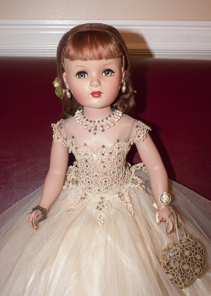 Gorgeous RARE Vintage Madame Alexander Kathryn Grayson Mystery Portrait Doll | eBay