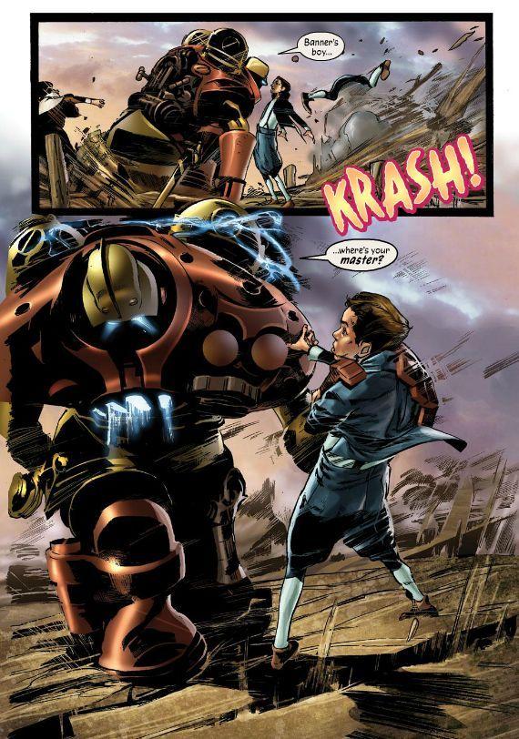 Anthony STARK (LORD IRON) | Earth 311 | PORTFOLIO: Marvel 1602