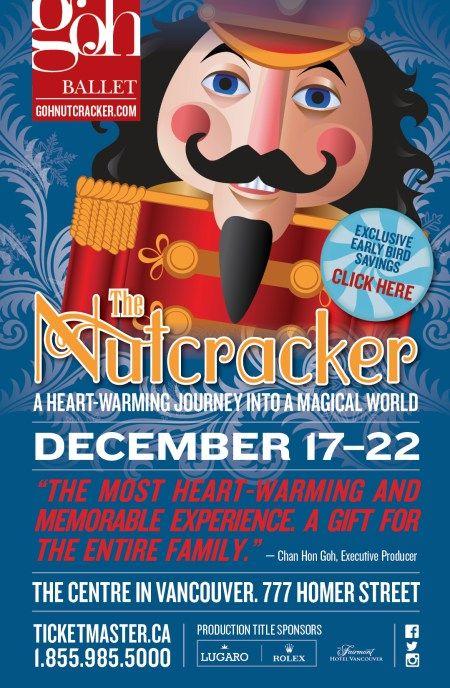 Goh Ballet's The Nutcracker – Review