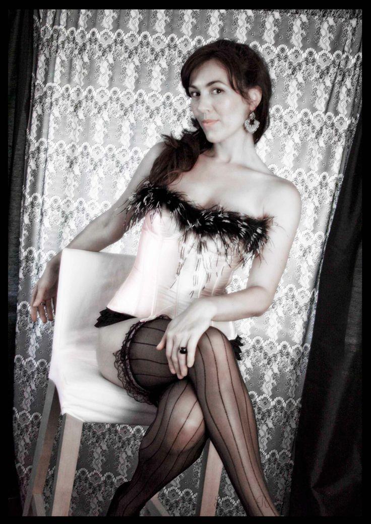 burlesque shoot