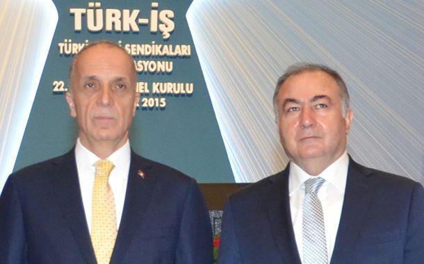 """Sendika (.) Org ///  Türk-İş'te kıdem ikiliği: Ağar, Atalay'ın """"pazarlık kapısı""""nı mı kapadı?"""
