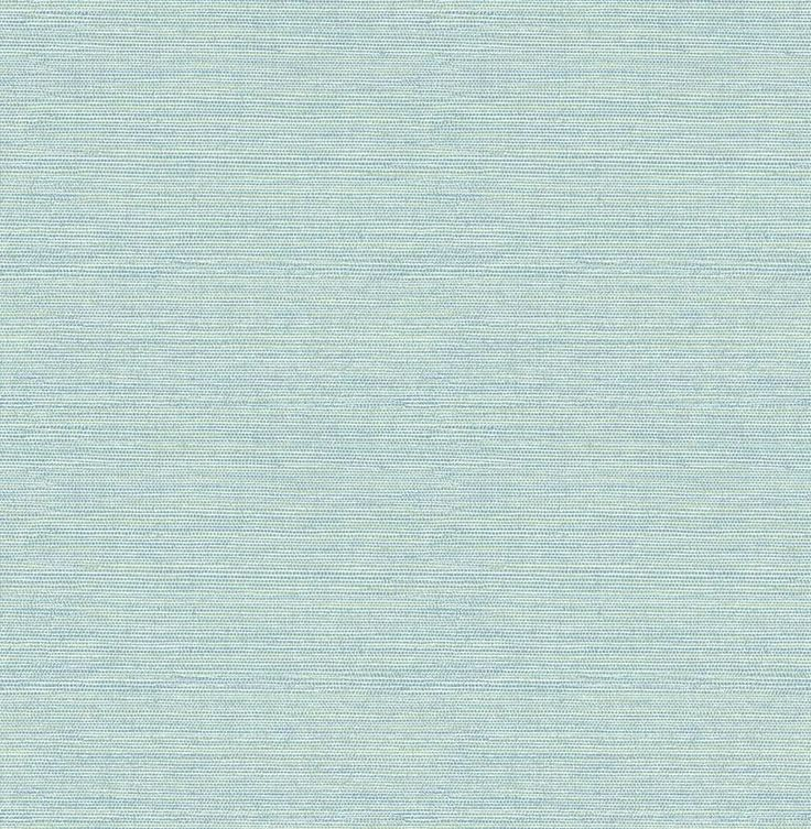 Refreshing Aqua Wallcovering By Brewster. Item 2767-24282